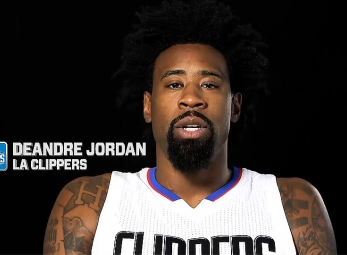Talking NBA: DeAndre Jordan - Three Seconds