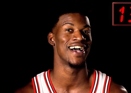 24 Seconds: Jimmy Butler - NBA World