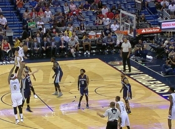 DeMarcus Cousins scores 41 points vs the Grizzlies