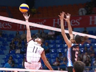 UAAP 79 WOMEN'S VOLLEYBALL ROUND 2: UP vs AdU (S1)