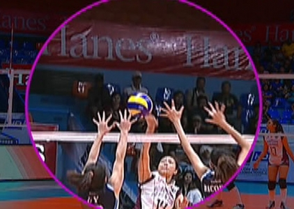 UAAP 79 WOMEN'S VOLLEYBALL ROUND 2: UP vs AdU (S2)