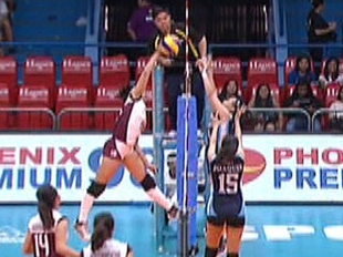 UAAP 79 WOMEN'S VOLLEYBALL ROUND 2: UP vs AdU (S3)