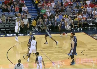 GAME RECAP: Pelicans 95, Grizzlies 82