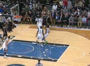 GAME RECAP: Spurs 100, Timberwolves 93