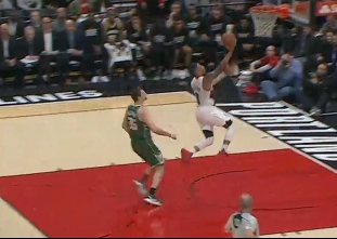 GAME RECAP: Bucks 93, Trail Blazers 90