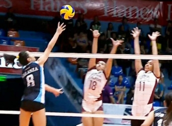 UAAP 79 Women's Volleyball: UP vs ADU Game Highlights