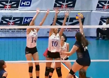 UAAP 79 Women's Volleyball: NU vs ADMU Game Highlights