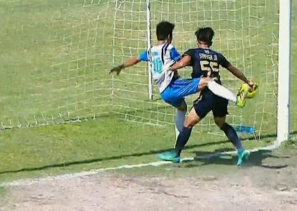 UAAP 79 Men's Football: NU vs AdU Game Highlights