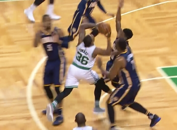 Move Of The Night: Marcus Smart