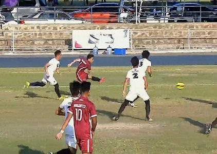 UAAP 79 Men's Football: UE vs UP Game Highlights