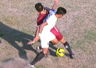 UAAP 79 FOOTBALL ROUND 2: UP vs UE (H1)