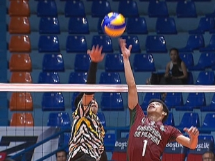 UAAP 79 MEN'S VOLLEYBALL ROUND 2: UST vs UP (S1)