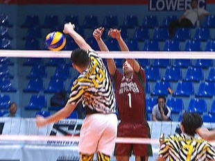 UAAP 79 MEN'S VOLLEYBALL ROUND 2: UST vs UP (S5)