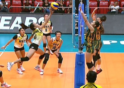 UAAP 79 WOMEN'S VOLLEYBALL ROUND 2: UST vs FEU (S3)