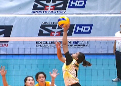 UAAP 79 WOMEN'S VOLLEYBALL ROUND 2: UST vs FEU (S4)