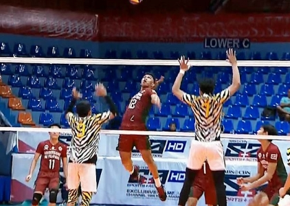 UAAP 79 Men's Volleyball: UST vs UP Game Highlights