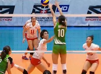 UAAP 79 Women's Volleyball: DLSU vs UE Game Highlights