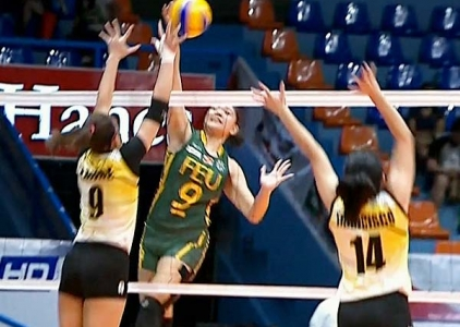UAAP 79 Women's Volleyball: UST vs FEU Game Highlights
