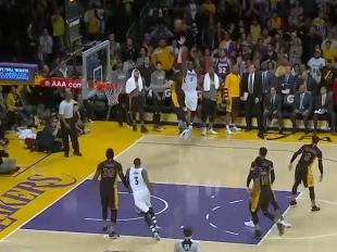 Recap: Lakers 130, Timberwolves 119
