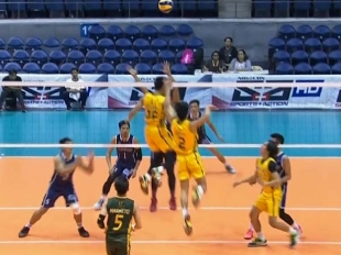 UAAP 79 Men's Volleyball: ADU vs FEU Game Highlights