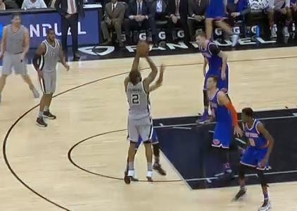 GAME RECAP: Spurs 106, Knicks 98