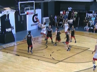 Slam Rising Stars: Team Hype vs Team Punks Game Highlights
