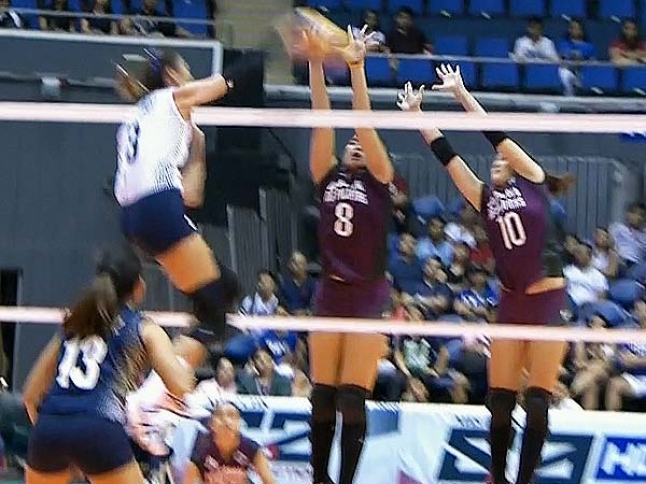 UAAP 79 Women's Volleyball: UP vs NU Game Highlights