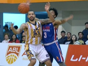 ASEAN BASKETBALL LEAGUE: KAT vs ALP (Q3)