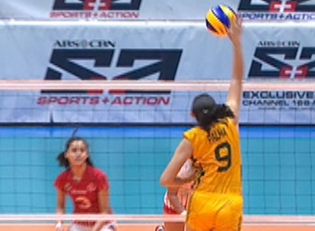 UAAP 79 WOMEN'S VOLLEYBALL ROUND 2: FEU vs UE (S2)