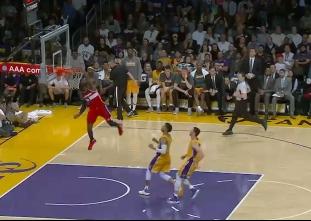 Recap: Wizards 119, Lakers 108