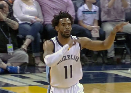 Mike Conley scores 36 points in win over Pacers