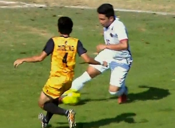UAAP 79 Men's Football: UST vs UP Game Highlights