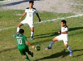 UAAP 79 Men's Football: DLSU vs NU Game Highlights