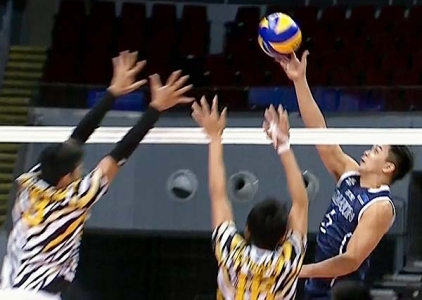 UAAP 79 Men's Volleyball: ADU vs UST Game Highlights
