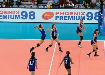 UAAP 79 Women's Volleyball: ADMU vs UE Game Highlights