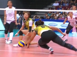 UAAP 79 WOMEN'S VOLLEYBALL ROUND 2: UP vs UST (S2)
