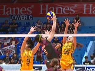 UAAP 79 WOMEN'S VOLLEYBALL ROUND 2: FEU vs UP (S2)