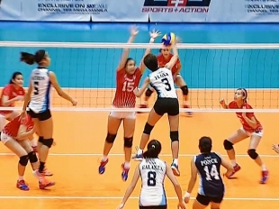 UAAP 79 Women's Volleyball: ADU vs UE Highlights