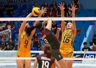 UAAP 79 Women's Volleyball: FEU vs UP Game Highlights