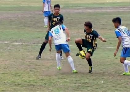 UAAP 79 MEN'S FOOTBALL ROUND 2: ADU vs FEU (H1)