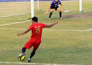 UAAP 79 Men's Football: UE vs ADMU Game Highlights