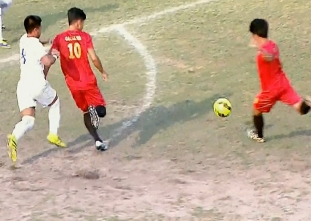 UAAP 79 MEN'S FOOTBALL ROUND 2: UE vs ADMU (H1)