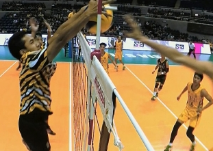 UAAP 79 MEN'S VOLLEYBALL ROUND 2: FEU vs UST (S2)