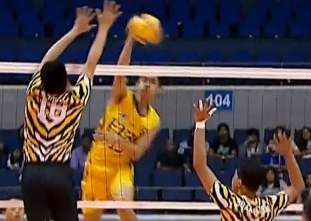 UAAP 79 MEN'S VOLLEYBALL ROUND 2: FEU vs UST (S3)