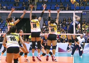 UAAP 79 WOMEN'S VOLLEYBALL ROUND 2: UST vs NU (S3)