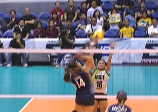 UAAP 79 WOMEN'S VOLLEYBALL ROUND 2: UST vs NU (S4)