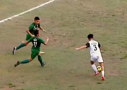 UAAP 79 Men's Football: DLSU vs UST Game Highlights