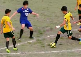 UAAP 79 MEN'S FOOTBALL ROUND 2: ADMU vs FEU (H1)
