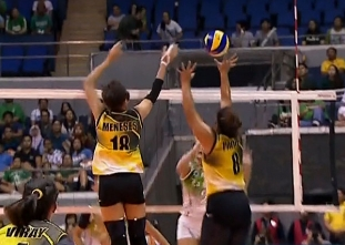 UAAP 79 WOMEN'S VOLLEYBALL FINAL FOUR: DLSU vs UST (S1)