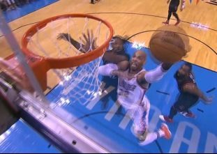 Dunk of the Day - April 22, 2017